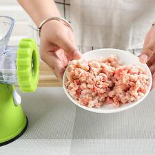 Hand Home Kitchen Operated Manual Meat Grinder Beef Noodle Mincer Sausages Maker