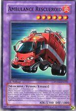 YU-GI-OH-CARTA - Ambulance Rescueroid