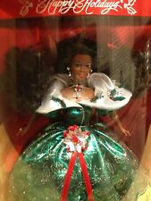 MIB 1995 HAPPY HOLIDAYS SPECIAL EDITION AFRICAN AMERICAN BARBIE