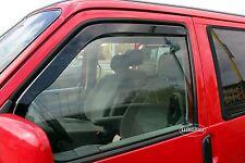 VW CARAWELLE TRANSPORTER T-4 2-türer 90-03 HEKO Windabweiser dunkel 2-tlg Satz