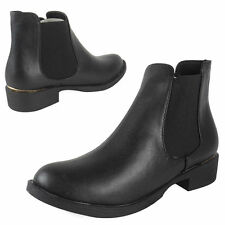Women's Pull on Block Low Heel (0.5-1.5 in.) Ankle Boots