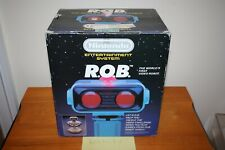 R.O.B. The Robot (Nintendo NES) BRAND NEW SEALED COMPLETE, SUPER RARE 1985 GEM!