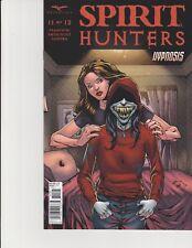 Spirit Hunters #11 Cover B Zenescope Comic GFT NM Richardson