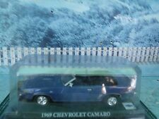 1/43 Magazine Series Chevrolet camaro 1969