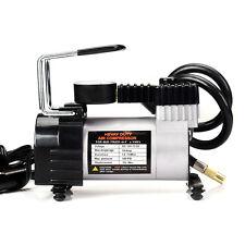 Portable Mini Air Compressor Auto Car Electric Tire Air Inflator Pump 12V 100PSI