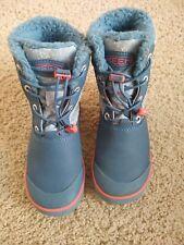 Elsa girls snow boots, Keen, US size 12.