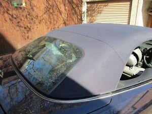 Mercedes Benz CLK W 209 Cabrio-Verdeck