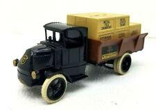 ERTL STEELCASE FURNITURE 1926 Mack Bulldog Flatbed Delivery Truck Die Cast Bank
