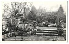 Ideal Home Exhibition 1954 Real Photo Postcard - Garden by Granville Ellis