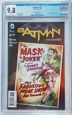 Batman #32 CGC 9.8 Fletcher Variant Cover DC Bombshell 2014 JOKER'S DAUGHTER