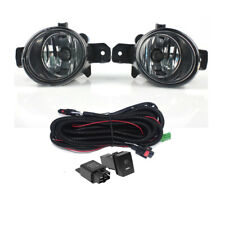 Fog Light  Bumper Lamp w/ Harness Switch Set For NISSAN MARCH / MICRA 2005-2009