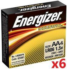 AA Energizer Industrial x 24 [EXP: 2024][EN91]