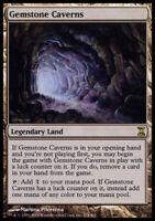 1x Gemstone Caverns NM, English MTG Time Spiral