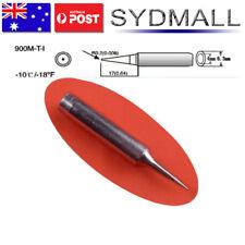 900M-T-I SOLDER SOLDERING IRON STATION Tip Rework Hakko 907 936 fine needle tip