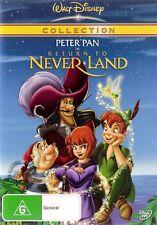 Peter Pan 2 - Return To Never Land (DVD, 2007) : NEW