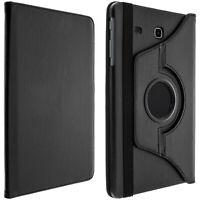 Housse Samsung Galaxy Tab E 9.6'' rotative 360° avec fontion support - Noir