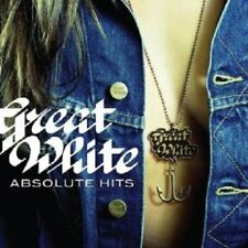 "GREAT WHITE ""ABSOLUTE HITS"" CD NEW"