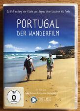 DVD PORTUGAL DER WANDERFILM Küste 1000km Slow Travel Sagres Lissabon Porto