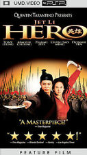 JET LI Hero (UMD, 2005 PSP MOVIE) VERY GOOD