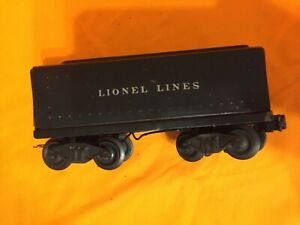 Vintage Lionel 1554 Tin Whistling Tender