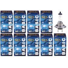 H7 Halogen Birnen 10-tlg. Auto Lampen 12v 55w Px26d Scheinwerfer Birne Leuchten