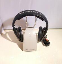 Sennheiser HDR120 Wireless Headphones & Transmitter TR120, READ *Free Shipping*