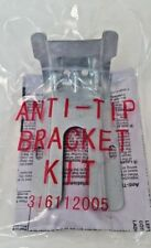 New listing Frigidaire Kenmore Anti-Tip Bracket Kit 316112005