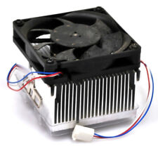 CPU Kühler cooler mit Kupferboden für AMD Sockel A 462 3p Kupfer 70mm Lüfter NEU