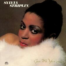 SYLVIA STRIPLIN - GIVE ME YOUR LOVE (EXPANDED EDITION)   CD NEU