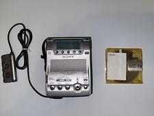 Sony Minidisc Recorder MZ-B100