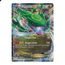 Rayquaza EX XY Pokémon Individual Cards