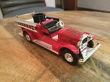 Santa Monica Fire Truck Vintage Scale Model