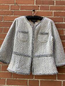 ST. JOHN Couture Blazer Size 6
