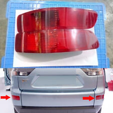 2x For Mitsubishi Outlander 2006-2012 Car Rear Left Right Tail Light Cover Frame