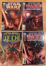 Star Wars Dark Force Rising #1-3 & Tales of the Jedi - Dark Horse