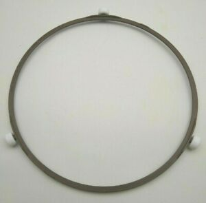 "8 7/8"" Microwave Replacement Roller Guide Ring 5/8"" Tall Wheels # DE72-60196"