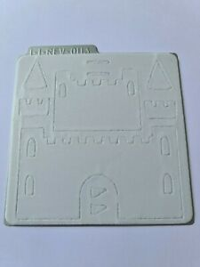 QuicKutz Large 4x4 Princess Castle Die Cutter  Lightly Used