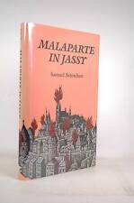 First Edition Malaparte in Jassy - Astrachan, Samuel Wayne State University Pres