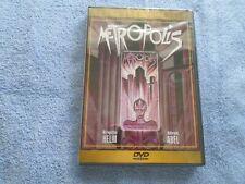METROPOLIS (1926) - (DVD, 1998) - FRITZ LANG'S / BRIGITTE HELM - NEW