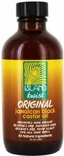 Original Jamaican Black Castor Oil, ISLAND TWIST, 4 oz