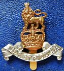 THE QUEENS CROWN 1953 - ARMY PAY CORPS CAP BADGE.