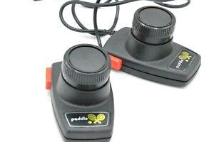 Atari Paddle Controllers