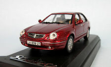 SOLIDO 1999 Lancia Lybra (Dark Red Metallic) 1/43 Scale Diecast Model NEW, RARE!