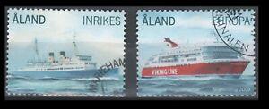 Aland Scott No. 288-289 Passenger Ferries, Off Paper