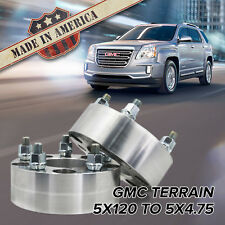 """5x120 to 5x4.75"""" (GMC Honda Cadillac Land Rover) 