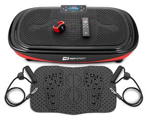 Vibration Platform Como Pro Massage Machine Fitness Exercise+ Watch Pilot