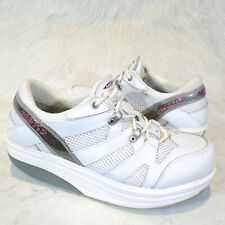 ORIGINAL MBT SPORT Walking Toning Shoes Women's Size 8.5 ; 39 White