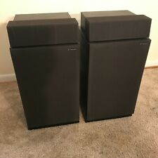 Vintage Pair of Technics SB-5010 Speakers
