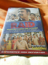 DVD Raid de Raj Kumar Gupta avec Ajay Devgn (2018) - Film indien