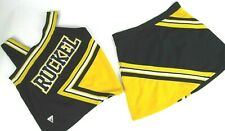 "Adult Large VARSITY Cheerleader Uniform Cheer Outfit Costume 38"" Top 30 Skirt"